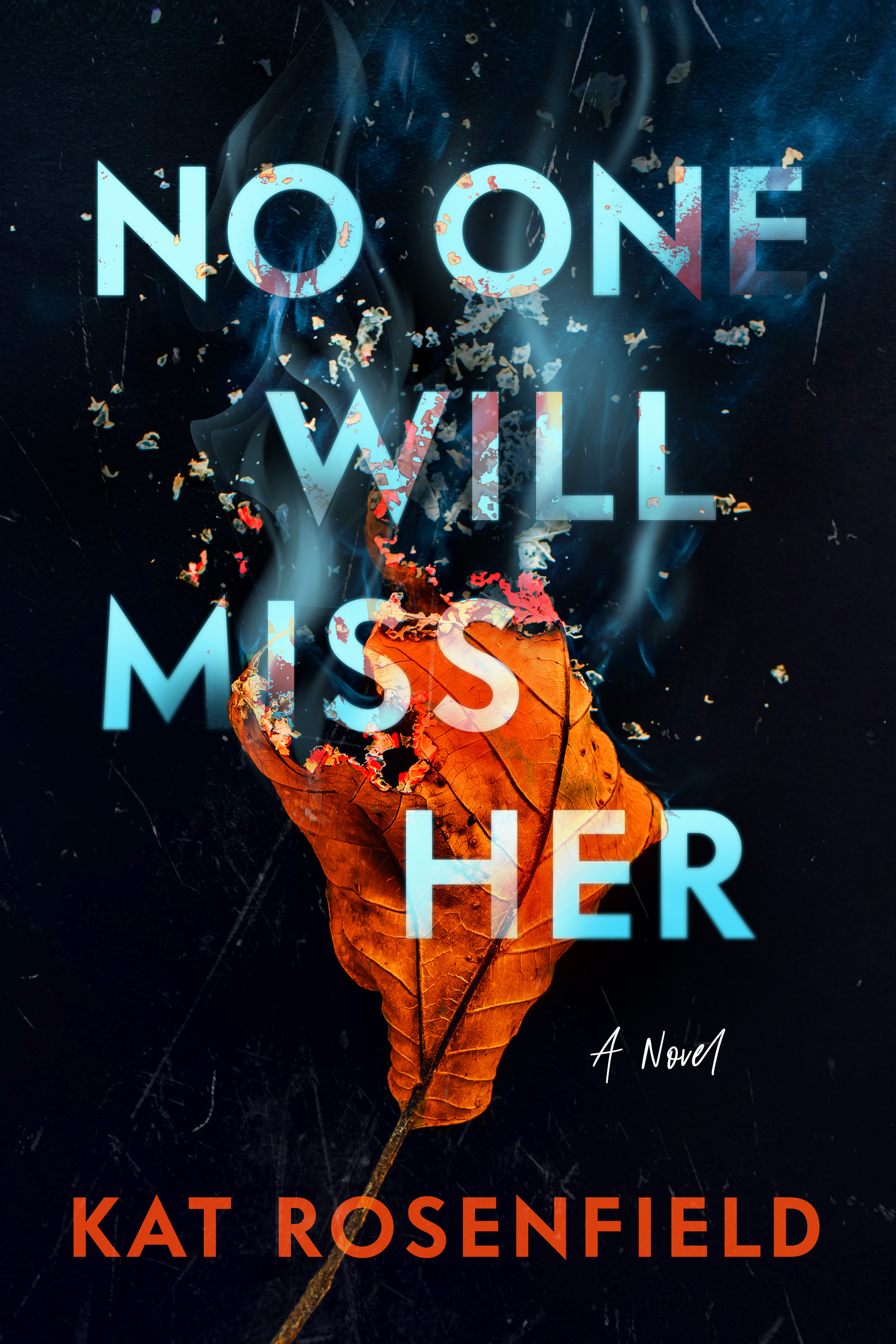 No One Will Miss Her_HC